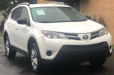 2015 Toyota RAV4 for sale at Auto Imports in Houston TX