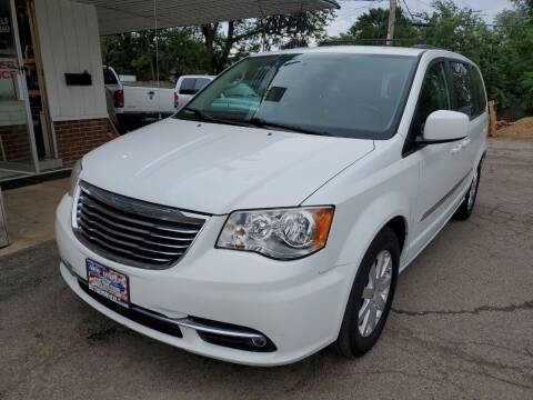 2014 Chrysler Town and Country for sale at New Wheels in Glendale Heights IL