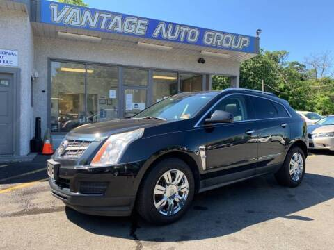 2011 Cadillac SRX for sale at Vantage Auto Group in Brick NJ