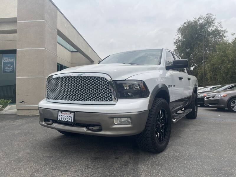 2010 Dodge Ram Pickup 1500 for sale at AutoHaus in Colton CA