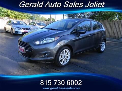 2019 Ford Fiesta for sale at Gerald Auto Sales in Joliet IL