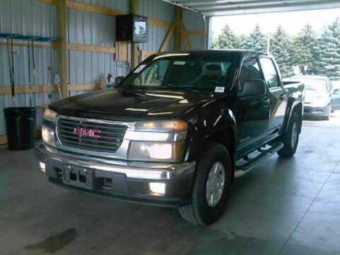 2005 GMC Canyon for sale at Steve's Auto Sales in Madison WI