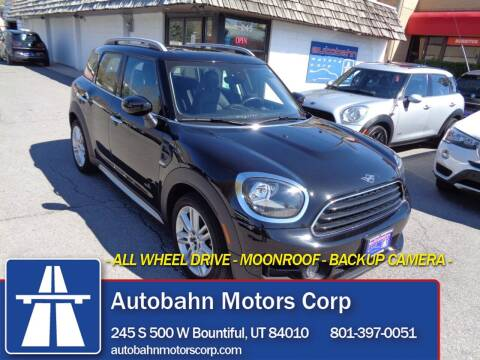 2020 MINI Countryman for sale at Autobahn Motors Corp in Bountiful UT