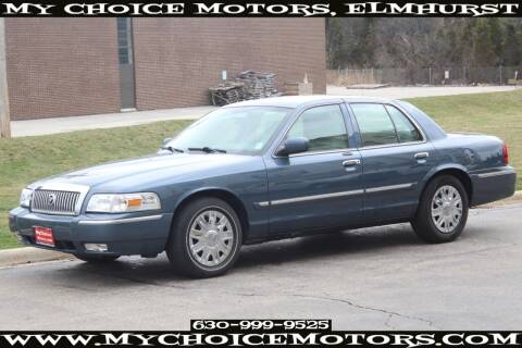 2008 Mercury Grand Marquis for sale at Your Choice Autos - My Choice Motors in Elmhurst IL