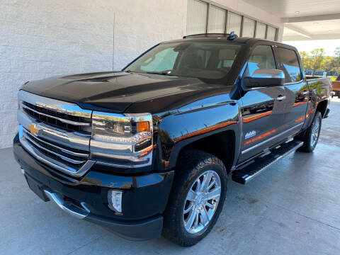 2016 Chevrolet Silverado 1500 for sale at Powerhouse Automotive in Tampa FL