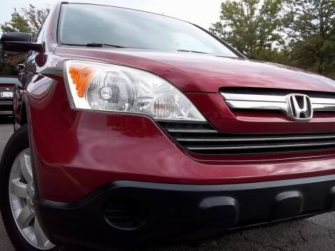 2007 Honda CR-V for sale at 1st Choice Auto Sales in Fairfax VA