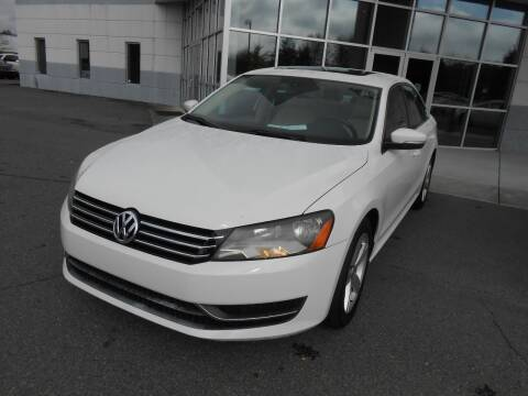 2013 Volkswagen Passat for sale at Auto America in Monroe NC