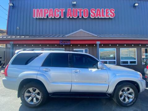 2006 Toyota 4Runner for sale at Impact Auto Sales in Wenatchee WA