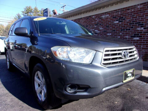 2010 Toyota Highlander for sale at Certified Motorcars LLC in Franklin NH