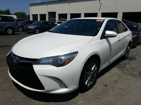 2015 Toyota Camry for sale at MOUNT EDEN MOTORS INC in Bronx NY