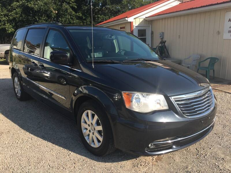 2014 Chrysler Town and Country for sale at Woody's Auto Sales in Jackson MO