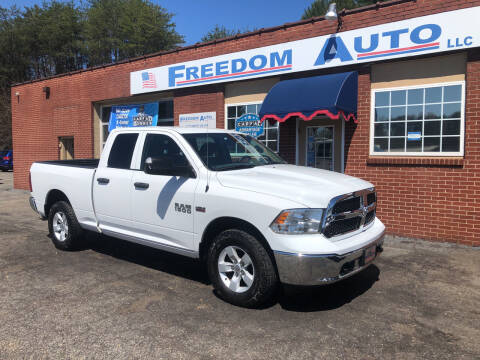 2016 RAM Ram Pickup 1500 for sale at FREEDOM AUTO LLC in Wilkesboro NC