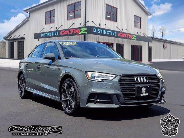 2020 Audi A3 for sale at Distinctive Car Toyz in Egg Harbor Township NJ
