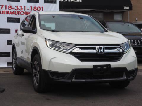2017 Honda CR-V for sale at Ultra Auto Enterprise in Brooklyn NY