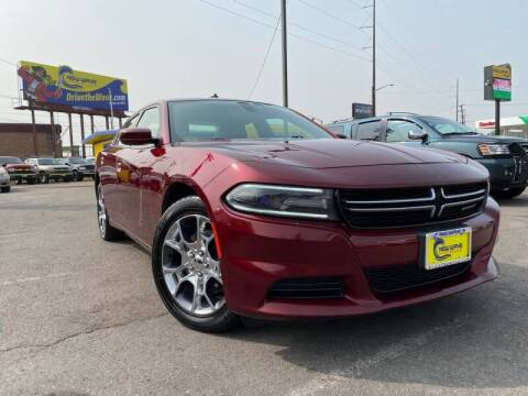 2017 Dodge Charger for sale at New Wave Auto Brokers & Sales in Denver CO