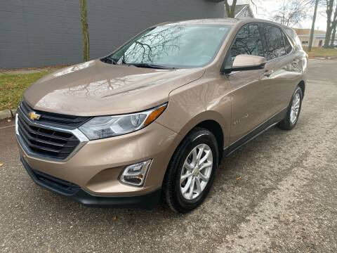 2018 Chevrolet Equinox for sale at Averys Auto Group in Lapeer MI