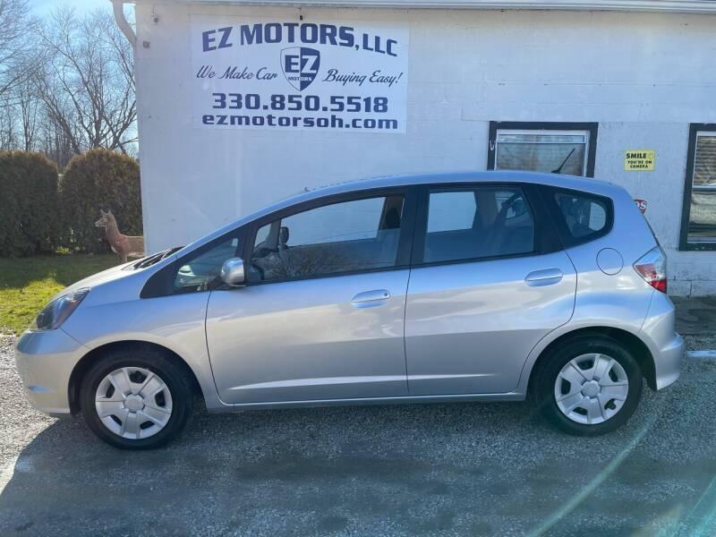 2013 Honda Fit for sale at EZ Motors in Deerfield OH