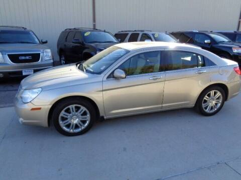 2008 Chrysler Sebring for sale at De Anda Auto Sales in Storm Lake IA