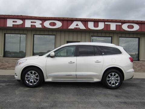 2014 Buick Enclave for sale at Pro Auto Sales in Carroll IA