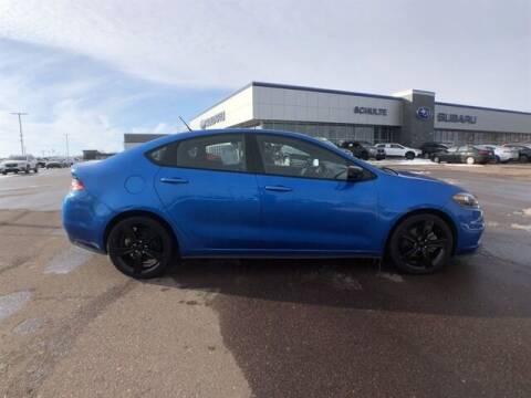 2015 Dodge Dart for sale at Schulte Subaru in Sioux Falls SD