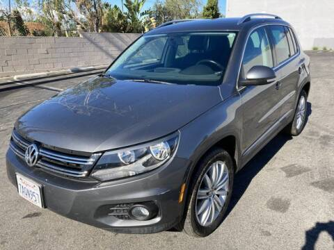 2013 Volkswagen Tiguan for sale at Hunter's Auto Inc in North Hollywood CA