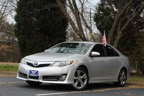 2014 Toyota Camry for sale at Quality Auto in Manassas VA