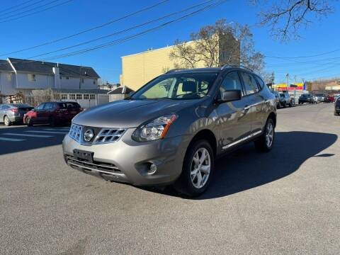 2014 Nissan Rogue Select for sale at Kapos Auto, Inc. in Ridgewood, Queens NY