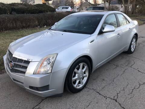 2009 Cadillac CTS for sale at Urban Motors llc. in Columbus OH