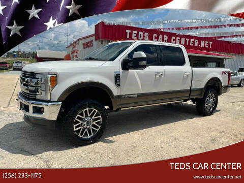 2017 Ford F-250 Super Duty for sale at TEDS CAR CENTER in Athens AL