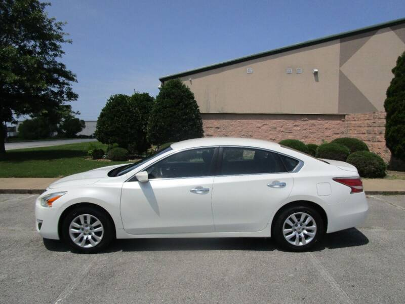 2014 Nissan Altima for sale at JON DELLINGER AUTOMOTIVE in Springdale AR