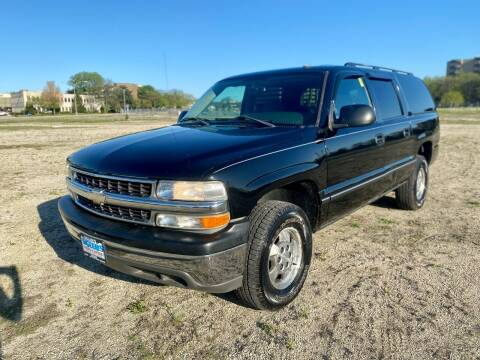 2006 Chevrolet Suburban for sale at Siglers Auto Center in Skokie IL