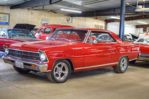 1967 Chevrolet Nova for sale at Hooked On Classics in Watertown MN