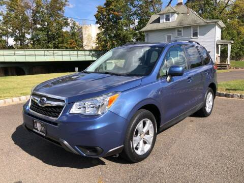 2015 Subaru Forester for sale at Mula Auto Group in Somerville NJ