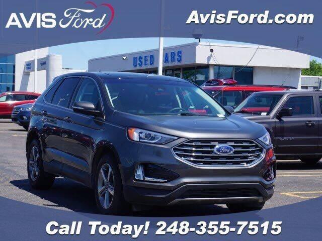 2020 Ford Edge for sale in Southfield, MI