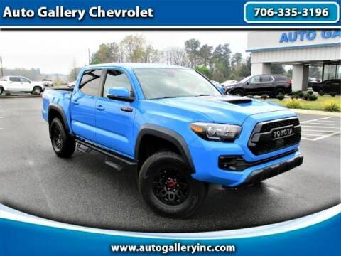 2019 Toyota Tacoma for sale at Auto Gallery Chevrolet in Commerce GA