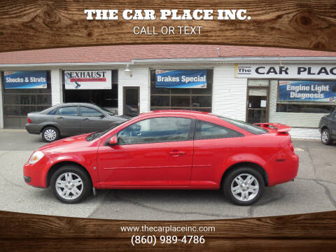 2006 Chevrolet Cobalt for sale at THE CAR PLACE INC. in Somersville CT