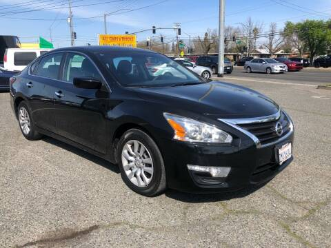 2015 Nissan Altima for sale at All Cars & Trucks in North Highlands CA
