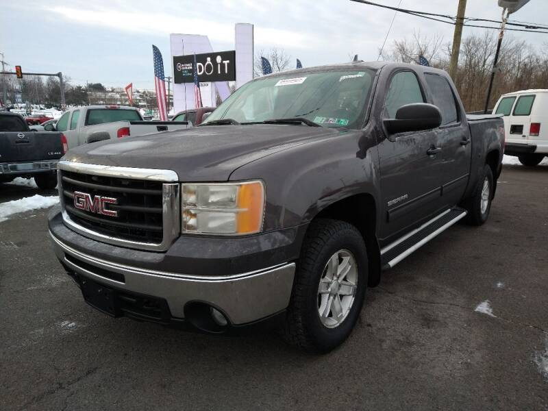 2010 GMC Sierra 1500 for sale at P J McCafferty Inc in Langhorne PA