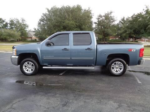 2013 Chevrolet Silverado 1500 for sale at BALKCUM AUTO INC in Wilmington NC