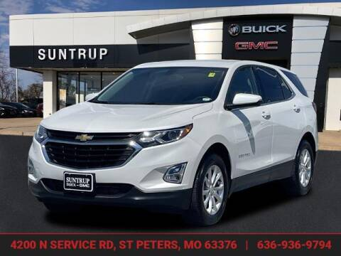 2018 Chevrolet Equinox for sale at SUNTRUP BUICK GMC in Saint Peters MO