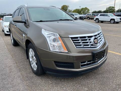 2014 Cadillac SRX for sale at KAYALAR MOTORS in Houston TX