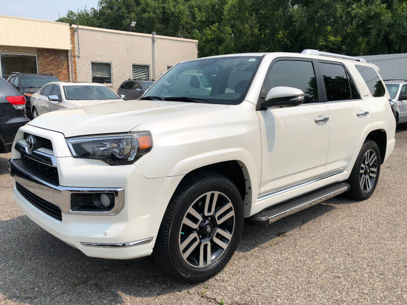 2014 Toyota 4Runner for sale at SKY AUTO SALES in Detroit MI
