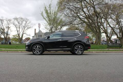 2018 Nissan Rogue for sale at Lexington Auto Club in Clifton NJ