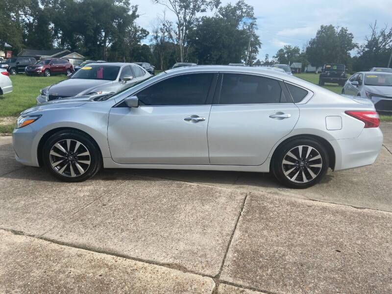 2017 Nissan Altima for sale at A & B Auto Sales of Chipley in Chipley FL