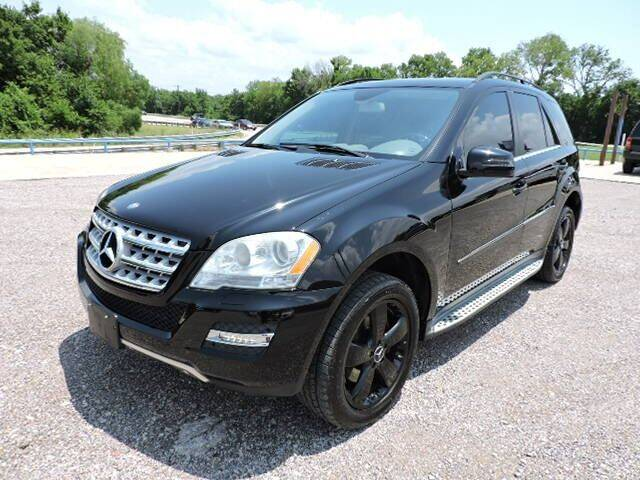 2011 Mercedes-Benz M-Class for sale at ABAWA & SONS in Wylie TX