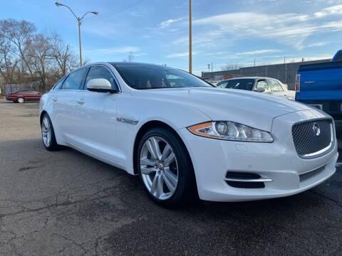 2015 Jaguar XJL for sale at Abrams Automotive Inc in Cincinnati OH