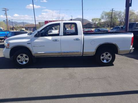 2006 Dodge Ram Pickup 1500 for sale at Freds Auto Sales LLC in Carson City NV