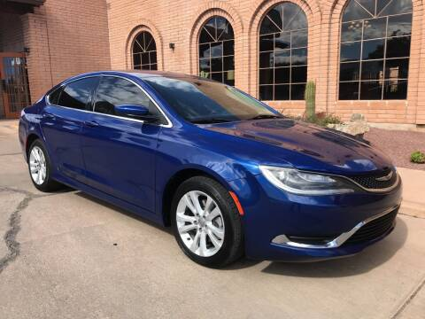 2017 Chrysler 200 for sale at Freedom  Automotive in Sierra Vista AZ