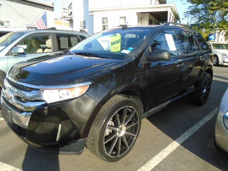 2013 Ford Edge for sale at Greg's Auto Sales in Dunellen NJ