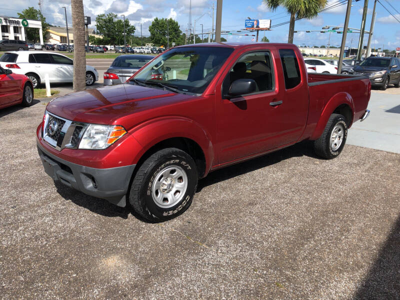 2014 Nissan Frontier for sale at Advance Auto Wholesale in Pensacola FL
